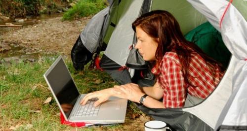 laptop-camping